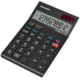 Taschenrechner Sharp EL-128SWH