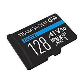Team ELITE A1 - Flash-Speicherkarte - 128 GB - microSDXC