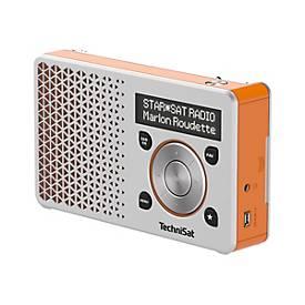 TechniSat DigitRadio 1 - tragbares DAB-Radio