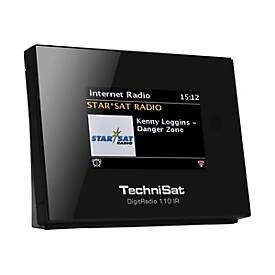 TechniSat DigitRadio 110 IR - DAB-Radiotuner