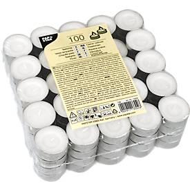 Teelichter. 100 St.