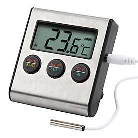 Temperatursensor Olympia FTS 200, für Anschluss an Alarmanlage, variabel einstellbar