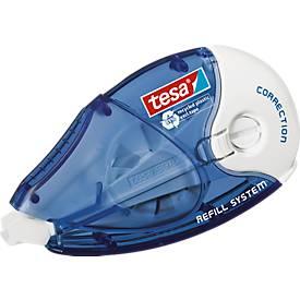 tesa® Correctie roller ecoLogo®, navulbaar, 4,2 mm x 14 m