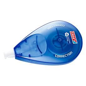 tesa® Correctie roller rechts & linkshandig ecoLogo®, 4,2 mm x 10 m