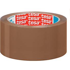 tesa® rubans d'emballage universels, 50 mm x 66 m, 36 rouleaux