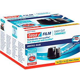 tesafilm® Tischabroller Easy Cut Compact