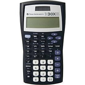 TEXAS Schulrechner TI-30X-IIB/-IIS