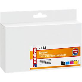 Tinte Edding Epson T7021/-22/-23/-24