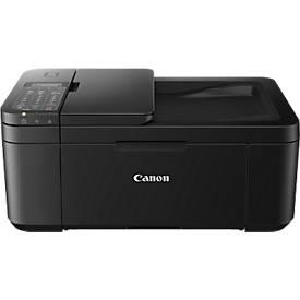 Tintenstrahl-Multifunktionsgerät Canon PIXMA TR4550, 4 in 1, netzwerkfähig, Duplex, bis A4