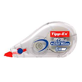 Tipp-Ex® correctieroller mini pocket mouse, 6 m, stuk