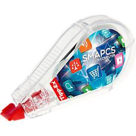 Tipp-Ex® Mini Pocket Mouse britePix, L 6 m x B 5 mm, inkl. 4-farbigem Werbedruck & allen Grundkosten