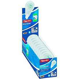 Tipp-Ex® Navulcassette voor eenvoudig bijvullen van de tape