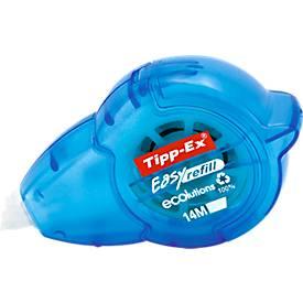 Tipp-Ex® roller de correction Easy Refill, 5 mm x 14 m, rechargeable
