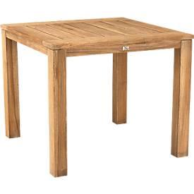 Tisch Moretti, quadratisch