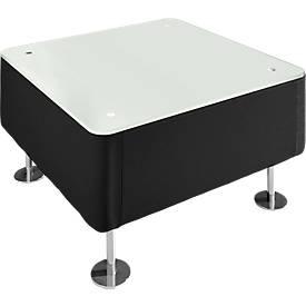 Tisch WALL IN, schwarz