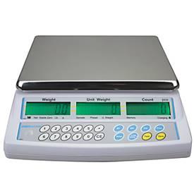 Tisch-Zähl-Waage Serie CBC, mit RS-232-Schnittstelle, intuitive Software