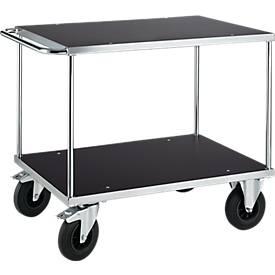 Tischwagen, 2 Etagen