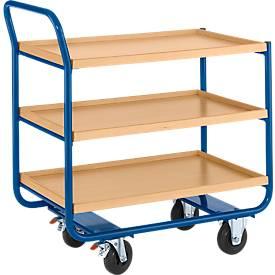 Tischwagen mit 3 Etagen