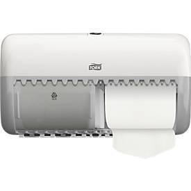 Toilettenpapierspender Kleinrolle, weiß
