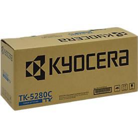 Toner Kyocera TK-5280C, cyaan, 11000 bladzijden