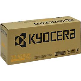 Toner Kyocera TK-5280Y, gelb, 11000 Seiten