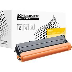 Toner Schäfer Shop baugleich mit Brother TN-421BK, ca. 3000 Seiten, schwarz