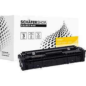 Toner Schäfer Shop baugleich Toner Canon 046H 1253C002, Druckreichweite ca. 5000 Seiten, Cyan