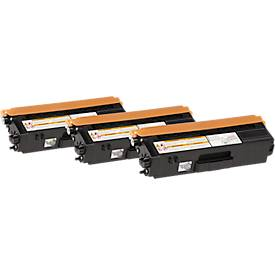 Toner SSI kompatibel  Brother TN-326C/M/Y Multip.