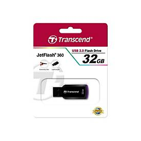 Transcend JetFlash 360 - USB-Flash-Laufwerk - 32 GB