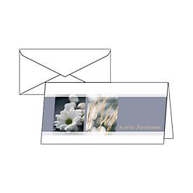 """Trauerkarte """"Flora"""""""