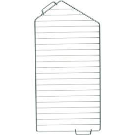 Trenngitter für Palettenkorb Vorderkante gerade, A 1160 / B 540 / C 450 / D 183 / E 500 mm