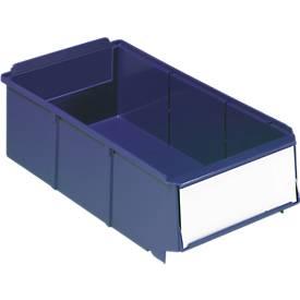 Treston Schubladenkästen 6316/6416/6516-600R, aus recyceltem Kunststoff