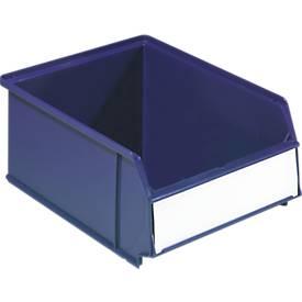 Treston Sichtlagerkästen 6323/6423/6523-600R, aus recyceltem Kunststoff