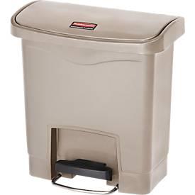 Tretabfalleimer Slim Jim®, Kunststoff, Fassungsvermögen 15 Liter