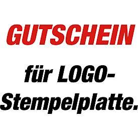 trodat® Firmenstempel Logo-Gutschein
