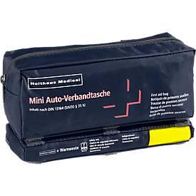 Trousse de secours  pour voiture (selon les normes allemandes)