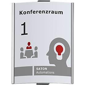 Türschild Frankfurt, verschiedene Größen