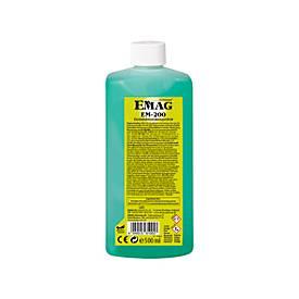 Ultrasoon reinigingsconcentraat EMAG EM-200 voor desinfectie, VAH-gekeurd, 500 ml.