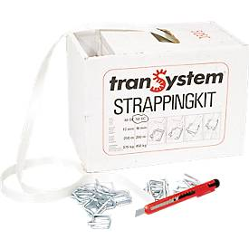 Umreifungssystem tranSystem STRAPPINGKIT