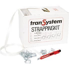 Umreifungssystem tranSystem STRAPPINGKIT