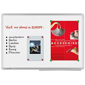 UNIVERSAL PLUS whiteboard, 900 x 1200 mm