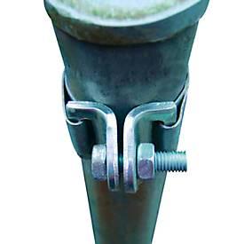 Universal-Schellenband für Befestigungspfosten