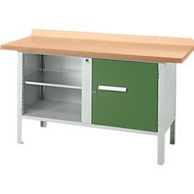 universelle profi werkbank pw 150 1 g nstig kaufen sch fer shop. Black Bedroom Furniture Sets. Home Design Ideas
