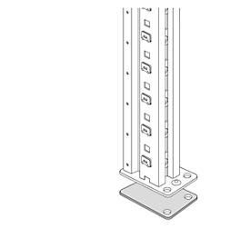 Unterlegplatte für System R 3000, verzinkt