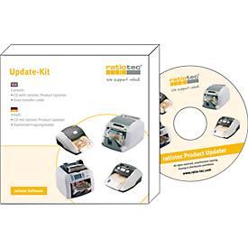 Update-Software-Paket für Banknotenprüfgerät Soldi 460