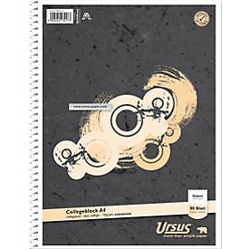 Ursus Collegeblock, DIN A4