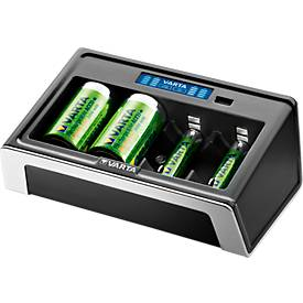 VARTA chargeur de piles LCD Universal