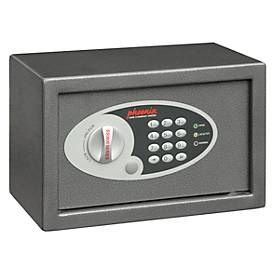 Vela Home & Office Safe, serie SS0801E, B 310 x D 200 x H 200 x H 200 mm.