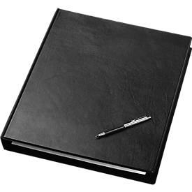 VELOFLEX Ringbuch Exclusiv, A3, 4-D-Ringmechanik, Füllhöhe 30mm