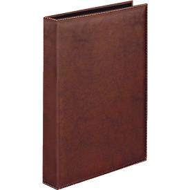VELOFLEX Ringbuch Exquisit, 4-D-Ringmechanik, A4, Füllhöhe 25 mm